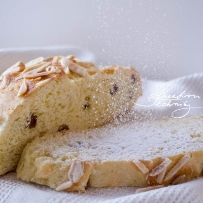 Easter bread: recipe for baking