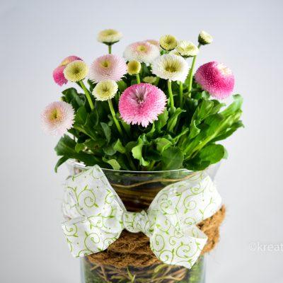 Jarní dekorace: tvoření výzdoby z jarních květin