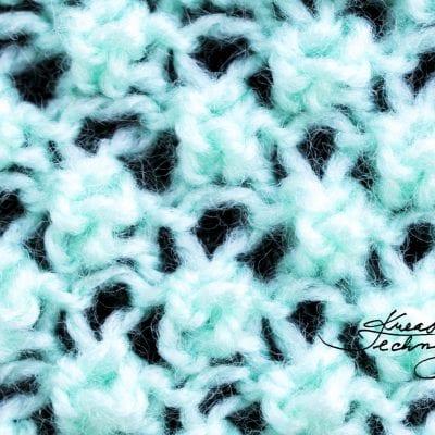 RUČNÍ PRÁCE – základní vzory na pletení II.