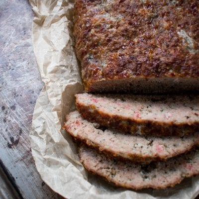 Domácí sekaná recept z mletého masa
