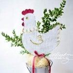 velikonoční slepička návod, velikonoční tvoření s dětmi, výroba velikonoční dekorace, tvoření velikonoční dekorace, velikonoční tvoření, velikonoční výzdoba, velikonoční dekorace nápady, velikonoční slepice