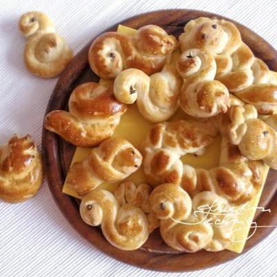 Velikonoční jidáše: recept