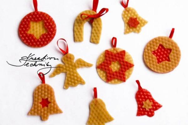 Vánoční tvoření s dětmi: návod na originální dekorace