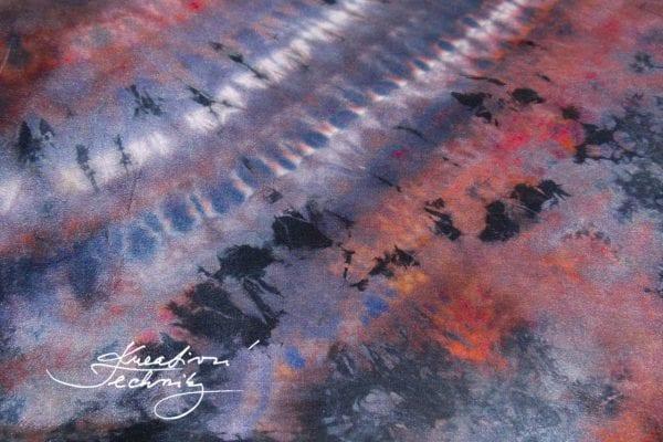 Jak batikovat: návody na batikování