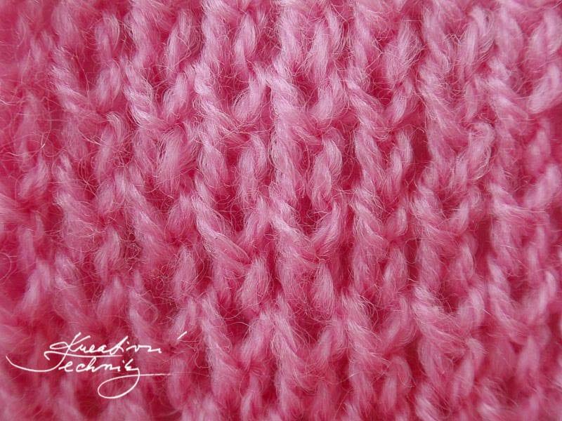 Návody na pletení - Polopatent