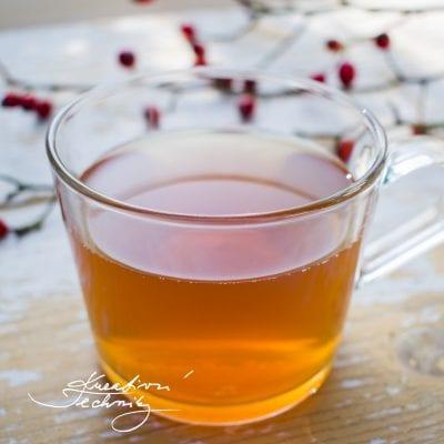 Šípkový čaj: Víte jak jej správně připravit?