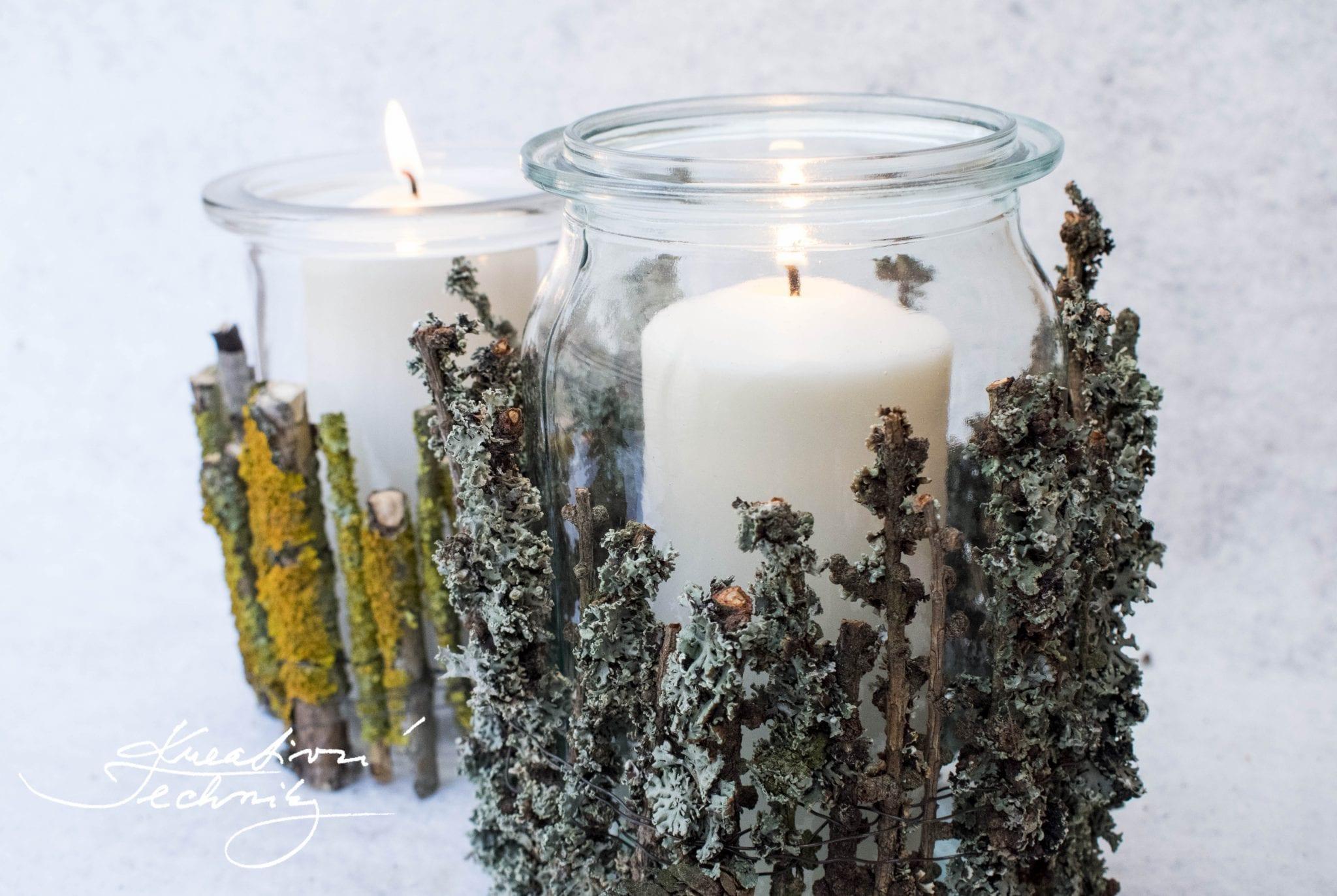 Mason Jar Candle Holders Diy Kreativni Techniky