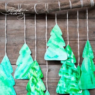 Vánoční tvoření s dětmi…