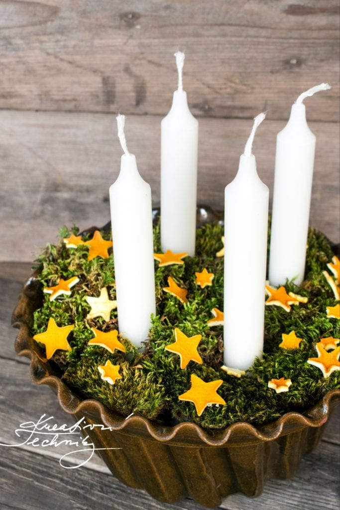 Candles DIY. Advent. Advent Wreath. Advent Wreath Ideas. Advent Wreath DIY. Advent DIY. Advent Wreath Craft. Candle decorations.