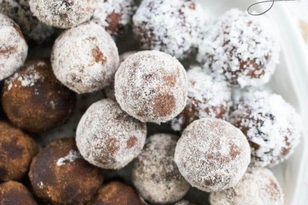 Rum balls recipe: No bake Christmas cookies