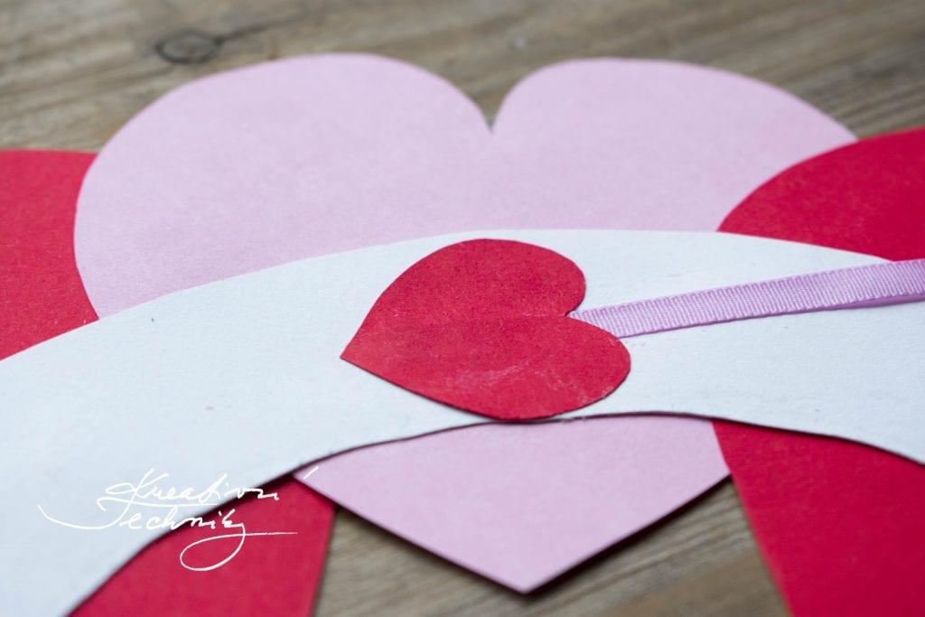 DIY valentýnská dekorace, valentýnské tvoření, výroba dekorace, Valentýn, svatý Valentýn