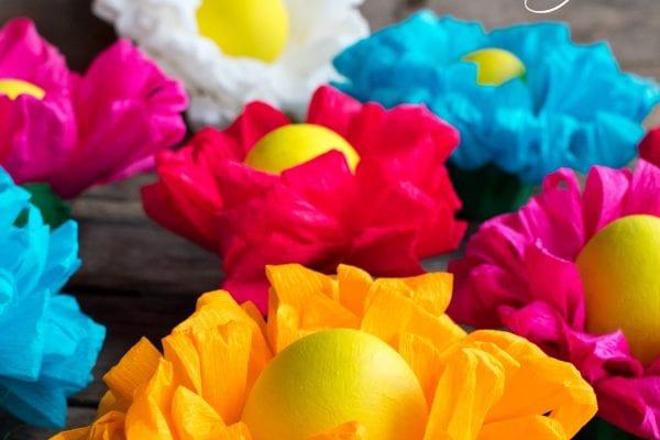 Velikonoční dekorace: veselé velikonoční tvoření