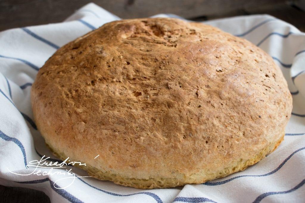 Domácí chleba recept. Recept na chleba. Domácí chléb. Domácí chléb recept. Recept na domácí chléb Pečení chleba recept. Pečení chleba doma. Pečení chleba. Chleba z hladké mouky. Chléb. Bramborový chléb. Bramborový chléb recept. Recept na domácí chleba.