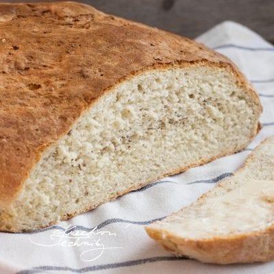 Domácí chléb: recept na pečení chleba