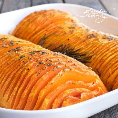 Máslová dýně: rychlé zdravé recepty