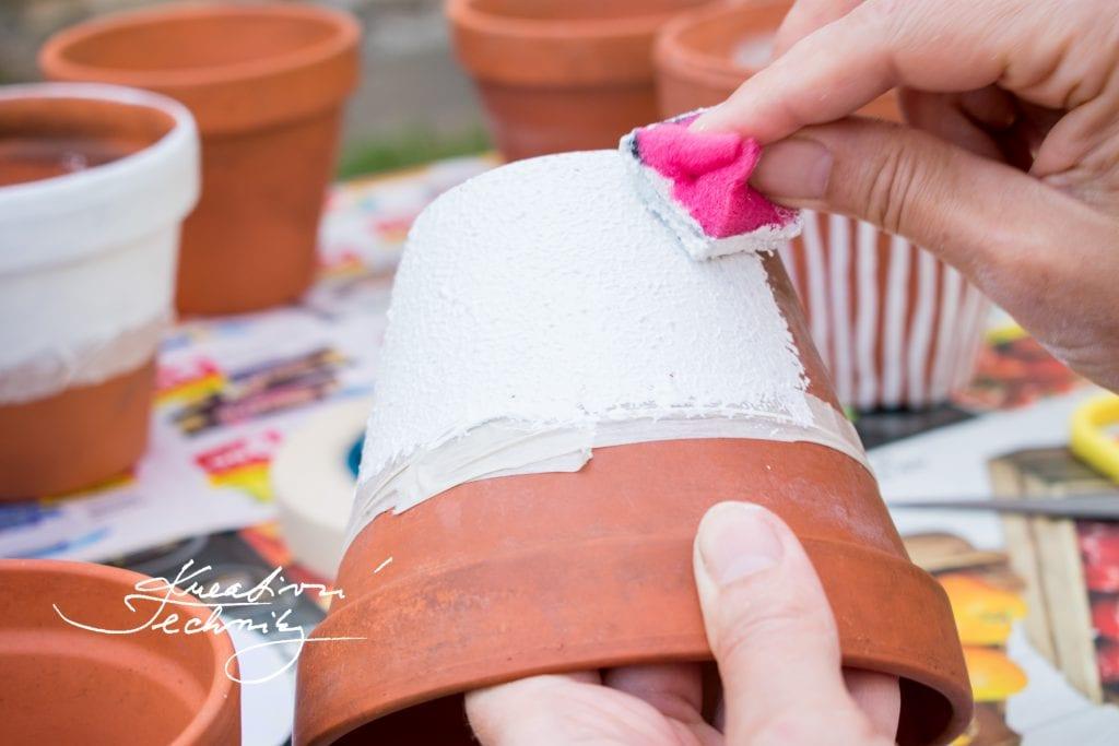 Květináče na bylinky. Květináč na bylinky. Venkovský styl. Bylinky. Kreativní tvoření. DIY. Dekorace. Výroba.