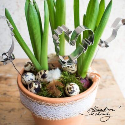 Jednoduchá velikonoční výzdoba: DIY
