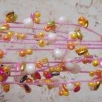 Netradiční korálkování: háčkováné šperky s korálky