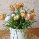 Velikonoční osení: tradiční jarní dekorace