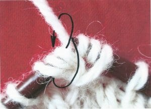 3 oka splést a ihned rozplést hladce, vzory na ruční pletení,vzory na pletení, pletené vzory, vzory na pletení zdarma, vzory pro ruční pletení, ruční práce, návod, popis, postup